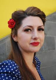 vintage at southbank london retro hairstyles flowers 82 wgsn insider