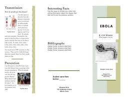 publisher tri fold brochure templates free best and various