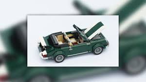 lego mini cooper porsche porsche 911 ve iveco tırına dönüşebilen mini cooper lego kiti