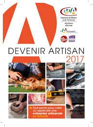 chambre des metiers gironde calaméo cmai33 devenir artisan 2017
