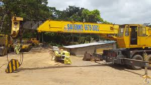 tms300e truck mounted crane crane for sale on cranenetwork com