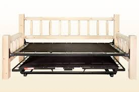 bed frames queen size bed with trundle full size daybed with