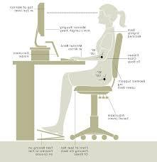 ergonomic desk setup pdf decorative desk decoration