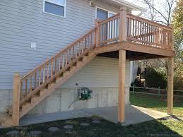 Handrails Handrails St Louis Porches Decks Easter Fence