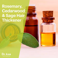 for hair hair thickener with rosemary cedarwood dr axe
