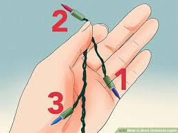 wrap n roll christmas light storage 5 ways to store christmas lights wikihow