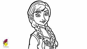 anna frozen draw princess anna frozen disney
