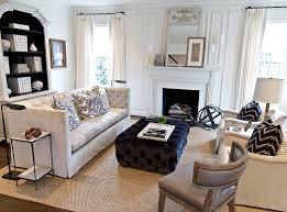 High Back Sofa Slipcovers Light Gray High Back Tufted Sofa Transitional Living Room