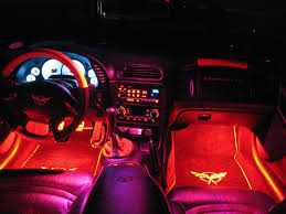 interior design led lighting for car interior decor idea