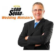 wedding minister the god squad wedding ministers