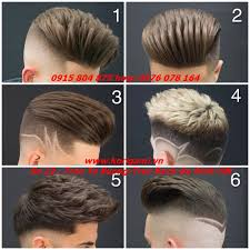 where to get a super cool haircut for men in hanoi summer 2018
