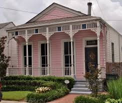 new orleans home pink house pinterest pink houses shotgun