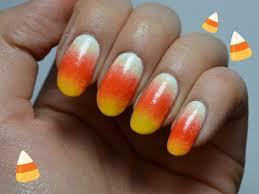 candy corn nail art gallery nail art designs