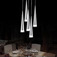 LightInTheBox Max W Pendant Light Modern Chrome Chandeliers - Dining room ceiling lights