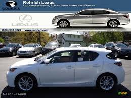 lexus hybrid ct200h interior 2012 starfire white pearl lexus ct 200h hybrid premium 63383947
