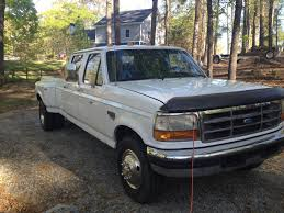 1997 ford f350 7 3 diesel crew cab long bed 2wd dually for sale