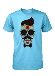 bnwt sugar skull beret bow tie t shirt s