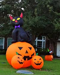 halloween outdoor decorations clearance halloween yard decorations