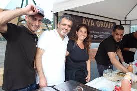 aya cuisine sutton high on a wonderful summer in the