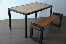 table et banc de cuisine table et banc de cuisine finest banc de cuisine en ides pour un