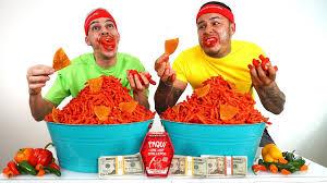 Challenge Lil Moco Cheetos Challenge 20 000 Bet Rematch