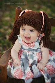 Homemade Cabbage Patch Kid Halloween Costume 25 Crochet Halloween Costume Ideas Crochet