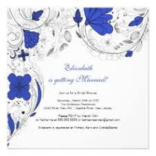 royal blue wedding invitations beautiful cobalt blue wedding invitations ideas styles ideas
