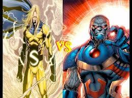 Sentry Vs Thanos Whowouldwin Sentry Vs Darkseid Who Would Win