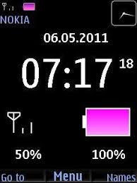 themes java nokia 2700 free nokia 2700 clock and battery app download in themes
