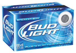 bud light party box off the wire the bud light speaker box the momentum