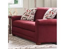 la z boy casual apartment size sofa with premier