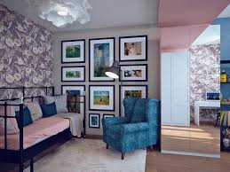 home art gallery design designs by style art inspired decor themes this gallery like