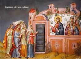 icons for holy tuesday parable of the ten virgins a reader u0027s