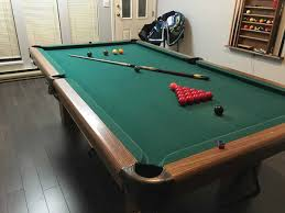 used pool and billiard tables in vancouver