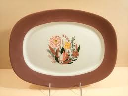 fall serving platters 198 best mid century usa dinnerware images on cutlery
