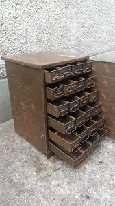 Metal Drawer Cabinets 234 Best Metal Drawers Images On Pinterest Drawers Vintage