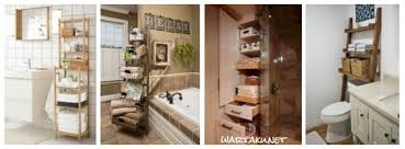 36 amazing small bathroom storage ideas for 2018 wartaku net