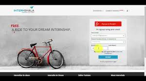 How To Write A Resume Online by How To Write A Resume Online Internshala Youtube