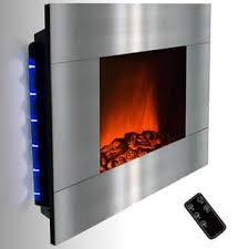 Wall Mounted Electric Fireplace Heater Wall Mounted Fireplaces Shop The Best Deals For Dec 2017