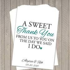 10 off sweet thank you the day we say i from thegalahouse on