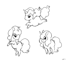 unicorn drawing pictures kids coloring