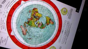 Accurate Map Of The World Flat Earth Map Vs Newest Most Accurate Map Of Earth Ever The