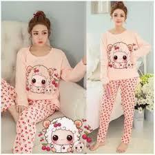 Baju Tidur shoppaholic shop baju tidur wanita mily moly daftar harga