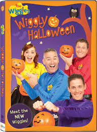 Halloween Dvd The Wiggles Wiggly Halloween Dvd Only 3 96 Reg 6 99 Super