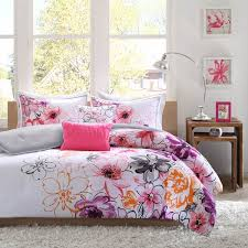 Pink Bedding Sets Shop Intelligent Design Oliva Pink Bed Sets The Home Decorating