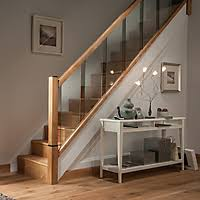 Contemporary Banisters And Handrails Stairs U0026 Stair Parts Building Supplies Departments Diy At B U0026q