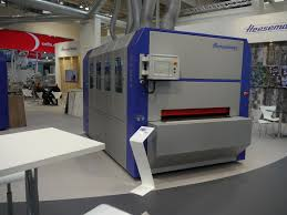 sanding machines for surfaces edges and profiles heesemann