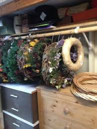 best way to store wreaths search organize