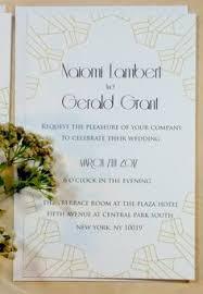 regency wedding invitations grand budapest hotel inspired wedding invitation suite