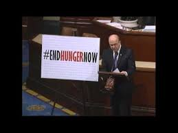 A Place Jim Rep Jim Mcgovern S 5th End Hunger Now Speech A Place At The
